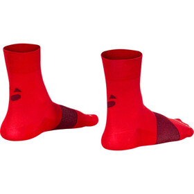 "Bontrager Race 2.5"" Cycling Socks Men red"